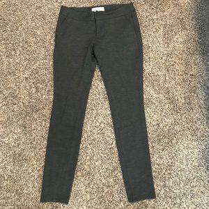 Old navy Sz 2 Reg. gray skinny dress pants